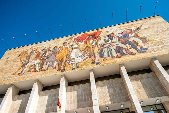 Walking Tour - Main Attractions of Tirana and Durres Albania