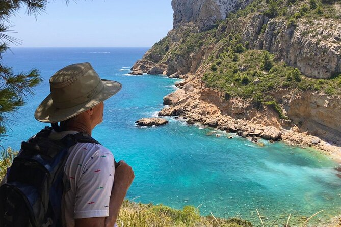 Cliffs and Old Fishing Trails around Moraira