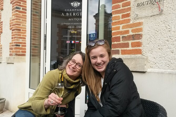 Private Day Trip Tour to Champagne from Paris with a local