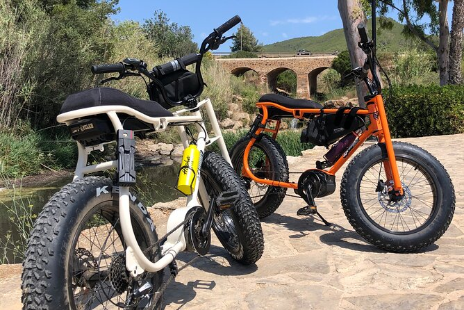 E-Bike Rental Adventure in Ibiza