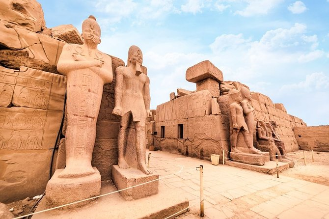 Private Full-Day Tour of Luxor from Cairo with Lunch