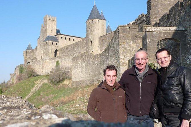 Private tour to Carcassonne from Sète