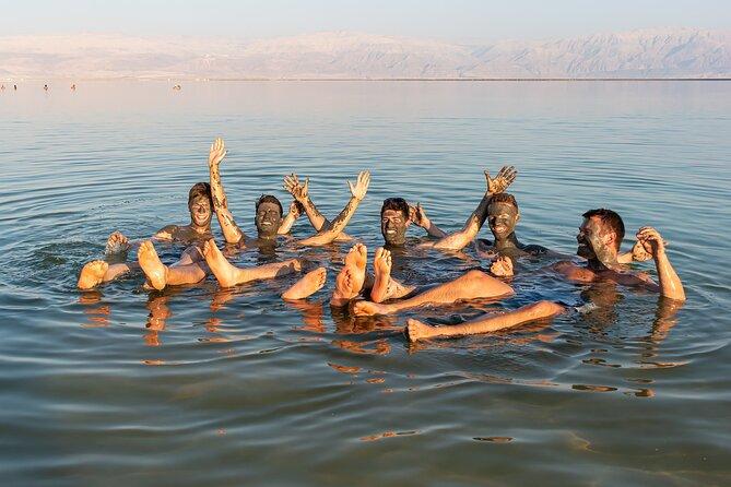 Jerusalem and Dead Sea Tour from Tel Aviv