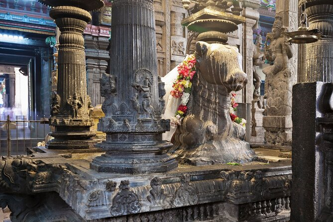 Tourisct Highlights of the Madurai (Guided Fullday Sightseeing Tour by Car)