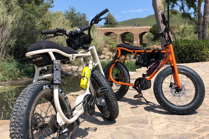 Self-Guided E-Bike Adventure with Lunch included