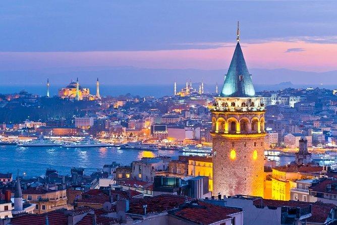 Istanbul: 4 Days / 3 Nights City Break
