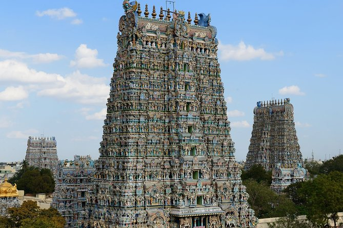 Best of Madurai (Guided Halfday Sightseeing Tour by Car)