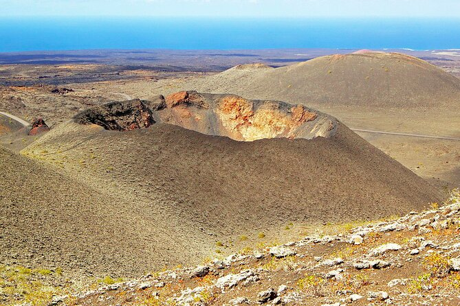 Private Full Day Tour of Timanfaya, Jameos del Agua and Cueva de los Verdes