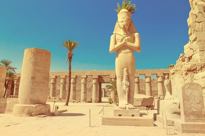 2 Days Luxor Private Tour with Overnight Flight from Cairo