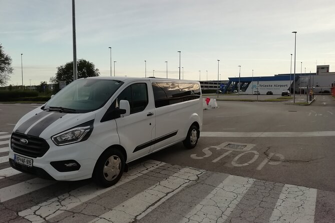 Small-Group Transportation from Koper to Trieste Airport
