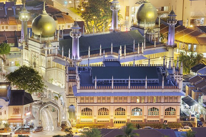 Kampong Glam audio tour: Wander through the heart of Malay culture in Singapore