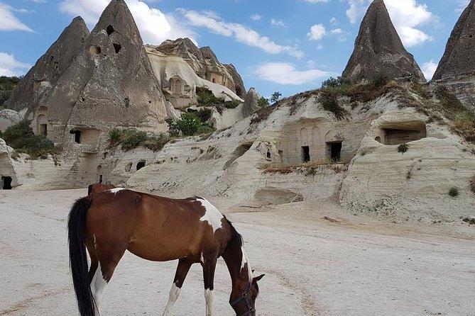 Istanbul to Cappadocia Tour: 2 Days Private Tour