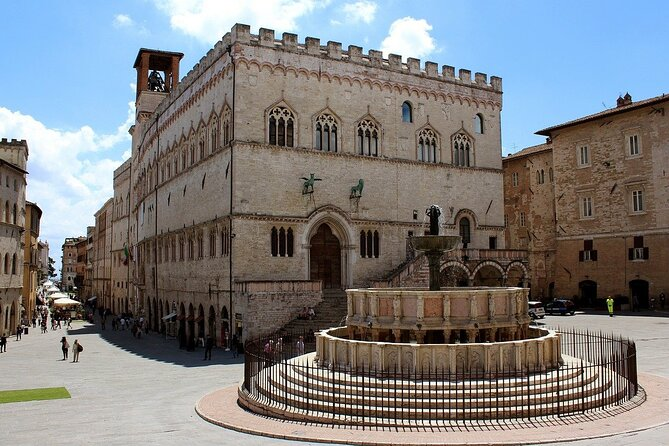 Perugia, from the Etruscans to the Middle Ages and the Renaissance – Private Tour
