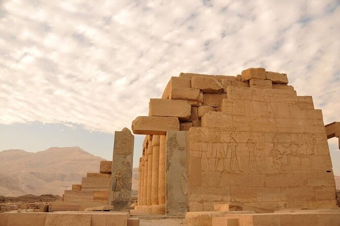 Private Tour of Ramesseum Temple and Carter House from Luxor