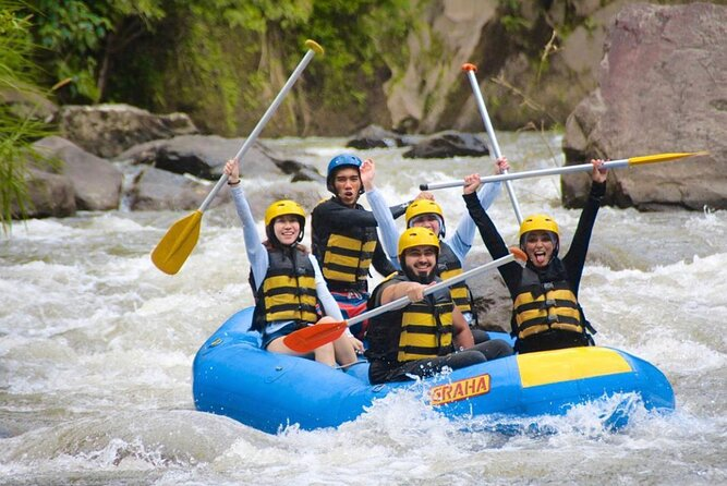 Special Package - Ayung River Rafting And Bali Swing - Private Tour