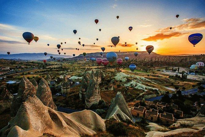 Cappadocia: 4 Days / 3 Nights City Break