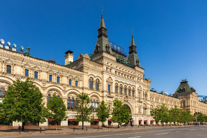 Half-Day Private Guided Tour of Red Square