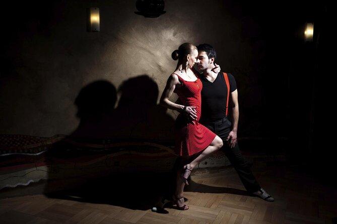 Tango show and dinner in La Ventana