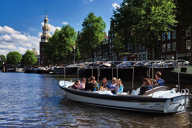 Private 1-hour Amsterdam Canal Tour