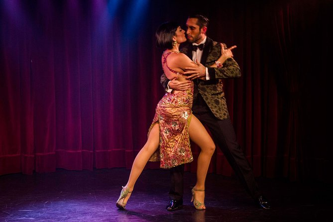Tango Show: Rojo at Faena Hotel (only show)