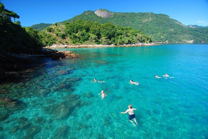 Schooner ride with Caipirinha drinks by the Blue Lagoon