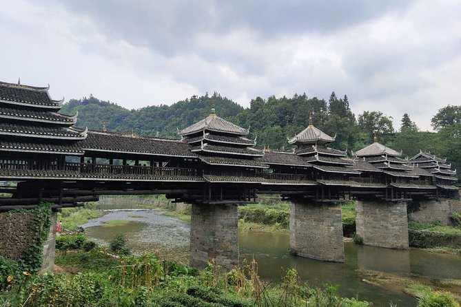 1-Day Sanjiang Chengyang Tour and Ends of Guilin/Yangshuo from Longji Terraces