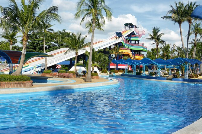 Special Siam Park Day tour in Bangkok ;Solo;Family;Couple