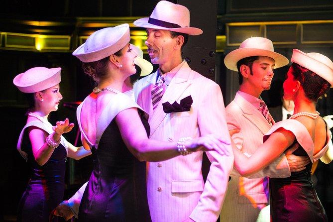Tango Show and Dinner: El Querandi