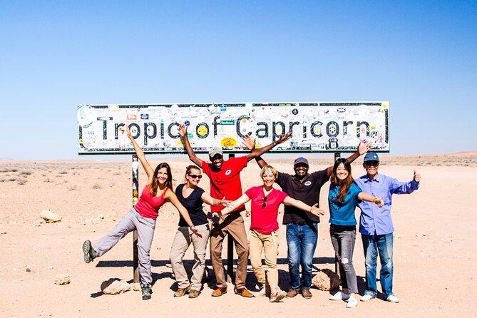 7 Day Southern Namibia and Sossusvlei Camping Safari
