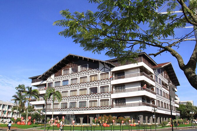 Blumenau City Tour - departing from Florianópolis