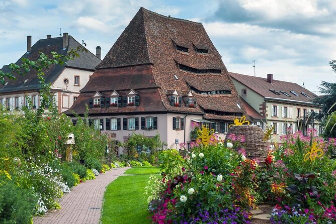 Tour to Wissembourg, Alsace, France