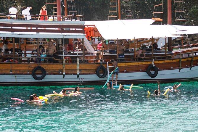 Half-Day Blue Lagoon Schooner Tour