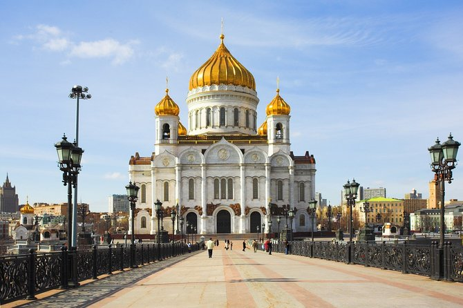 Private Guided Tour in the Cathedral of Christ the Saviour