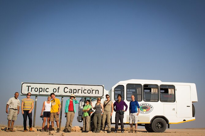 Stop for a snap at the Tropic of Capricorn