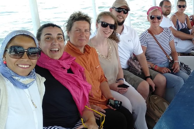luxor full Day Tour from El Gona Hurghada includes Banana island and Lunch