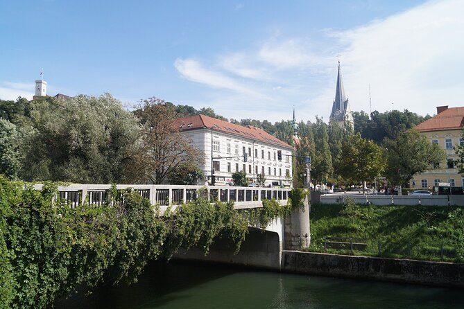 Discover Ljubljana in 60 minutes with a Local