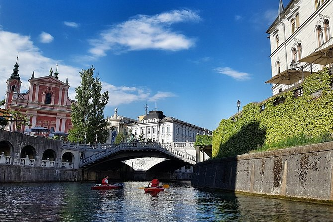 Photogenic Ljubljana with a Local