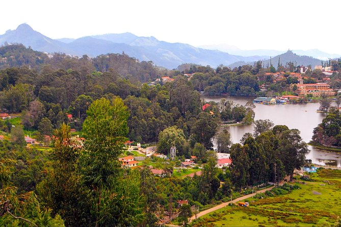 Day Trip to Kodaikanal (Guided Sightseeing Tour by Car from Madurai)