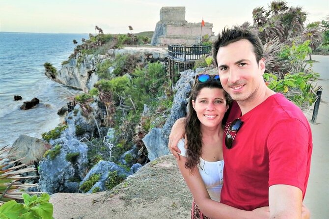 5X1 Tour Tulum, Kaan Luum, Cenotes Zacil Ha & Multum Ha and Playa del Carmen