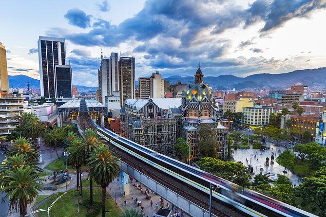 Full Day City Tour of Medellin
