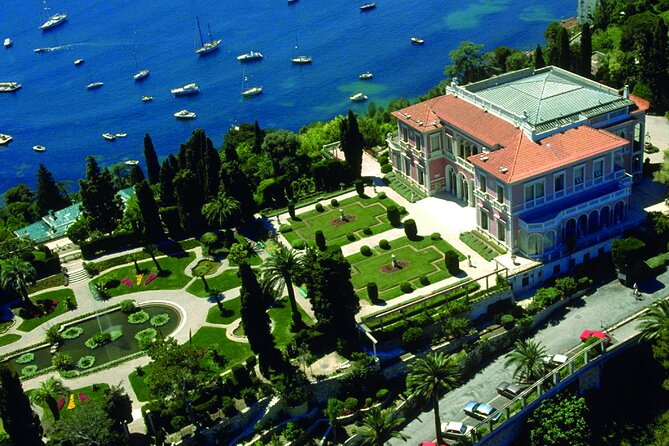Arts Tour to Chagall, Matisse, Rothschild Half-day from Villefranche Small-Group