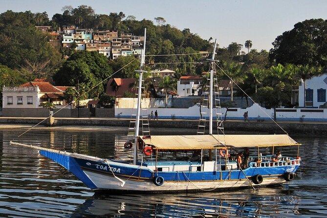 Guanabara Bay Boat Tour