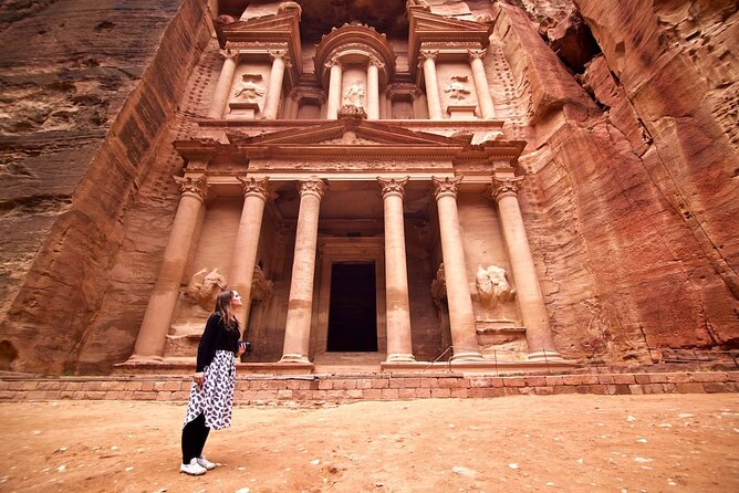 Enjoy Petra Tour from Sharm el sheikh by Cruise