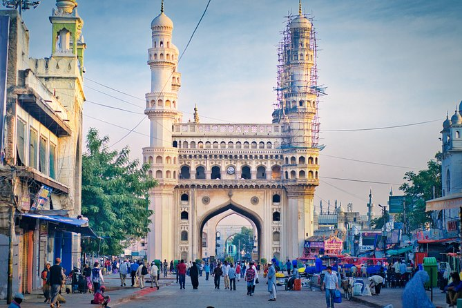 Heritage & Cultural Walk of Hyderabad (2 Hours Guided Walking Tour)