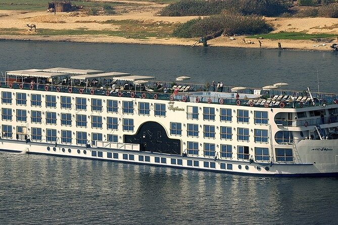 Amazing 5-Days Nile Cruise from Luxor To Aswan with Hot Air Balloon & Abu simbel