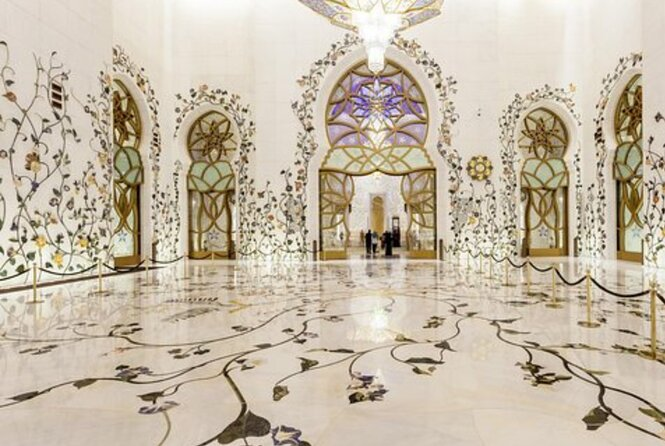 Enjoy Day Tour Abu Dhabi from Dubai
