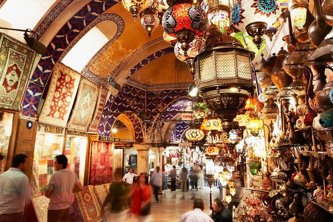Local Guide Istanbul Shopping Tour - RosetheGuide