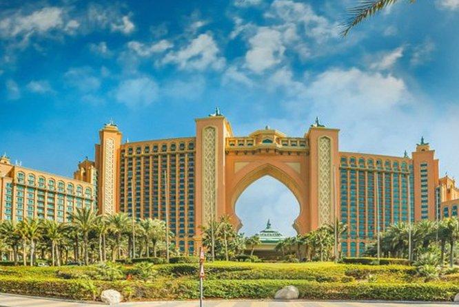 Enjoy Dubai City Tour & Monorail Tickets