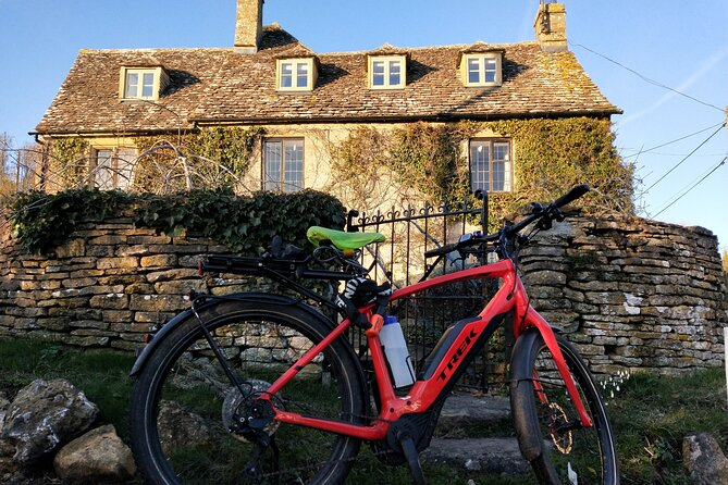 Cotswolds One Day Electric Cycle Guided Tours