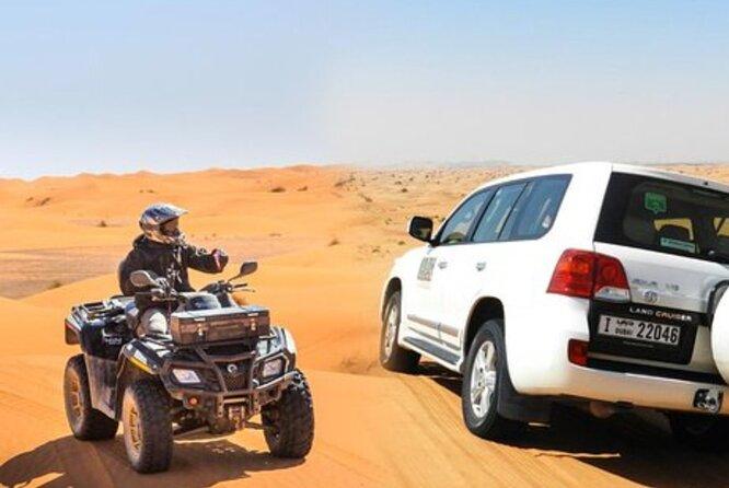 Amazing Desert 4x4 safari , Camel Ride , BBQ Dinner